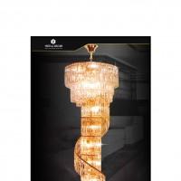 RONG QUAN CAU THANG QM03 LED