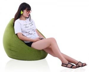 bán ghế lười hình quả lê giá rẻ