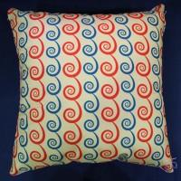 Gối pattern màu