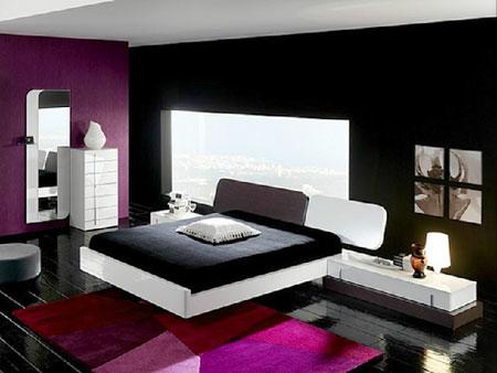 Nguyên tắc trang trí phòng ngủ gia đình