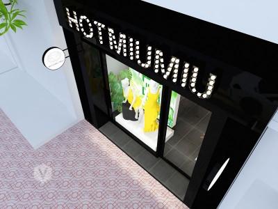 Shop thời trang HOTMIUMIU