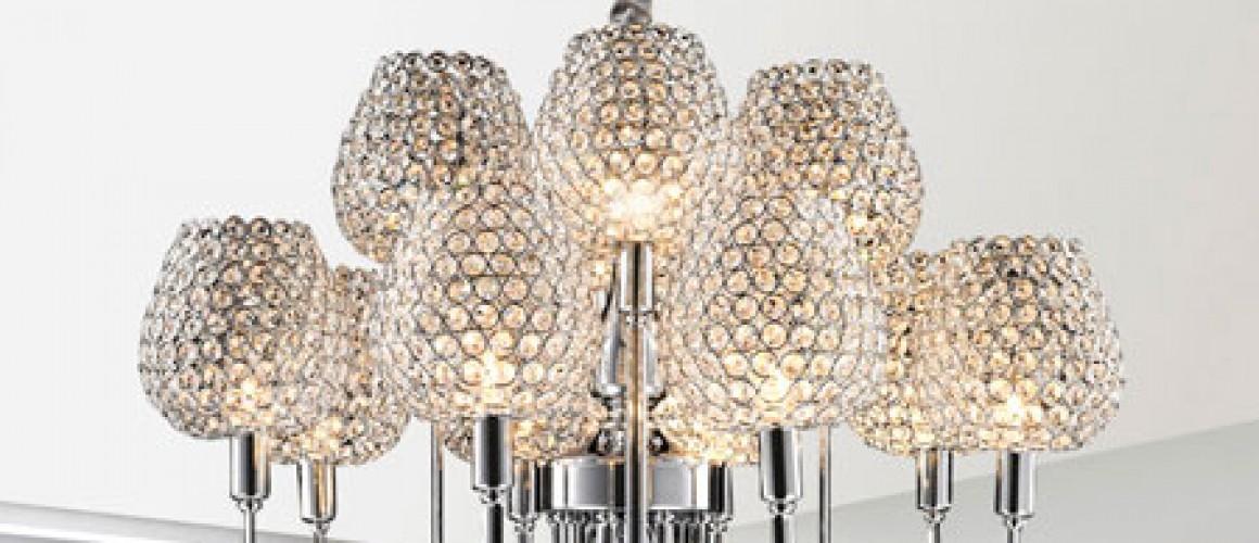 Lưu ý chọn đèn cho phòng khách