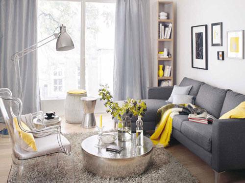 Chọn sofa cho phòng khách nhỏ phần 1
