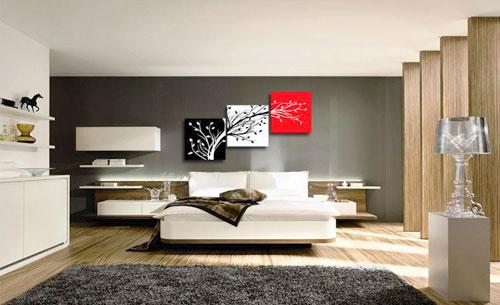 Chọn tranh treo tường cho phòng khách