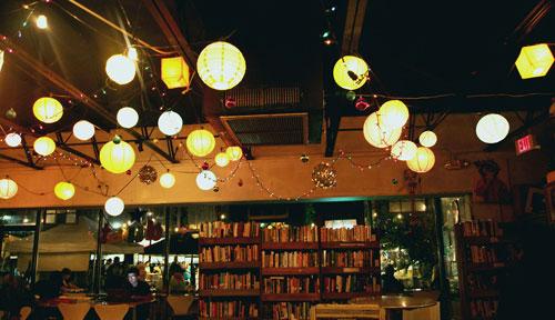 Loại đèn trang trí quán cafe