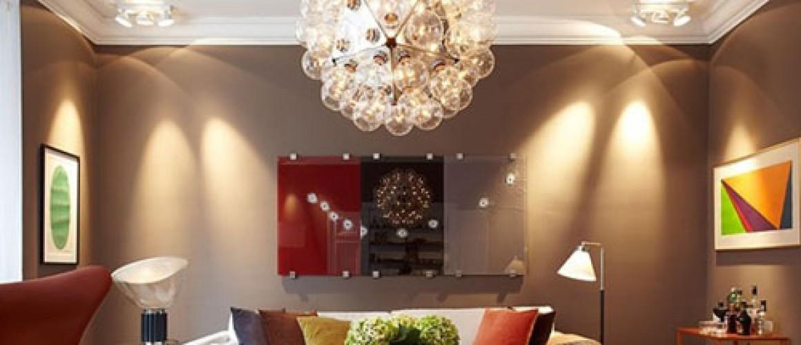 Thiết kế trang trí cho những căn phòng khách nhỏ phần 4