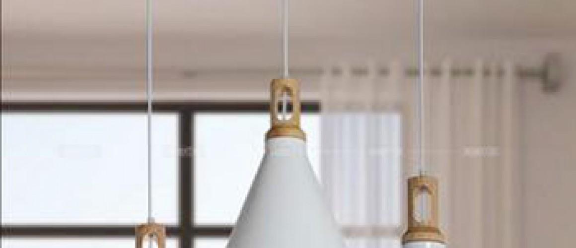 Trang trí đèn sản phẩm cho phòng khách và phòng ngủ