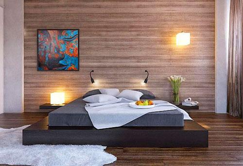 Những điều cần tránh khi xây dựng phòng ngủ