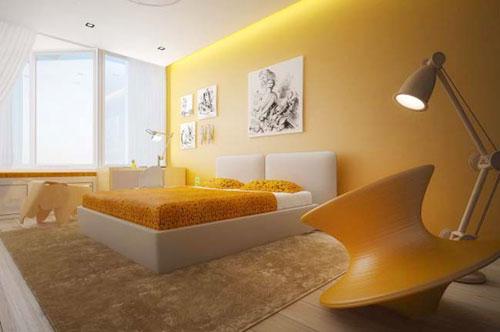 Trang trí phòng ngủ nhỏ phần 2