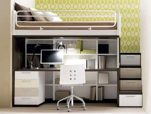 Trang trí phòng ngủ nhỏ phần 1