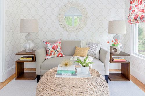 Giúp không gian phòng khách trông rộng rãi hơn