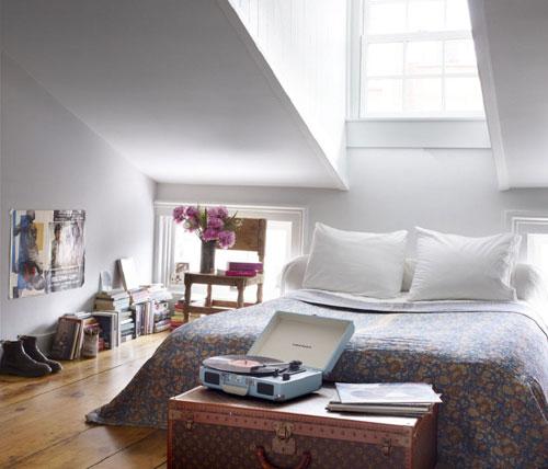 Bày trí căn phòng ngủ nhỏ xinh ấn tượng
