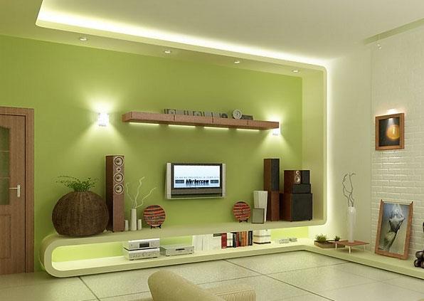 Vận dụng đèn trang trí giúp căn nhà thêm đẹp