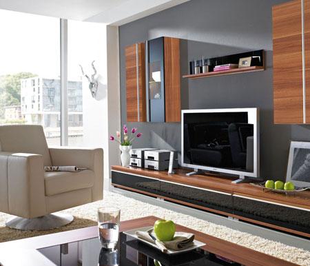 Vì sao không nên đặt tivi trong phòng ăn và phòng ngủ?