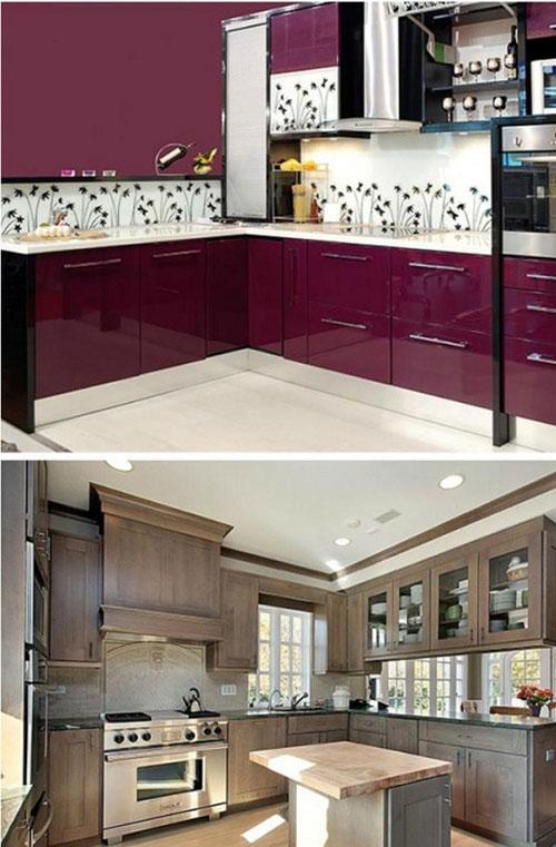 Những sai lầm trong việc trang trí căn phòng bếp