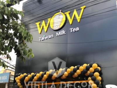 Trà sữa WOW