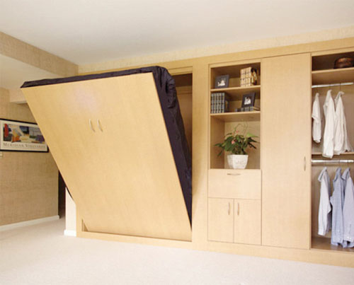 Cách trang trí phòng làm việc kết hợp bên trong phòng ngủ