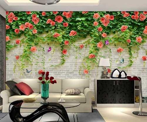 Gợi ý trang trí phòng khách bằng cách vận dụng màu sắc