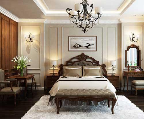 Những kiểu thiết kế phòng ngủ đẹp phổ biến nhất