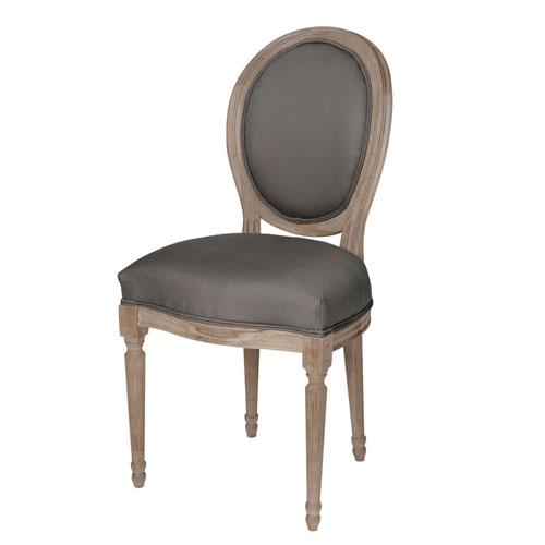 Ghế Louis XVI không tay G059