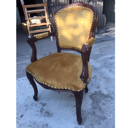 Ghế Louis XVI có tay G060