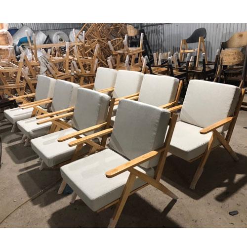 Sofa đơn chân vuông G015